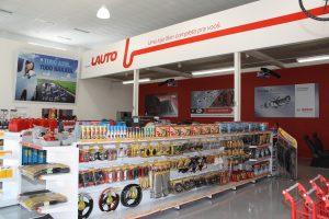 Na Lauto o cliente tem liberdade para pegar o produto que deseja. Além de um excelente suporte para qualquer dúvida.