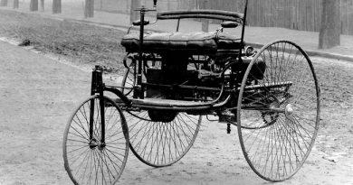 A história do automóvel