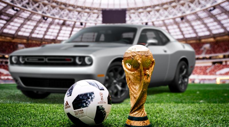 Copa do mundo - 5 vitorias, 5 carros extraordinários